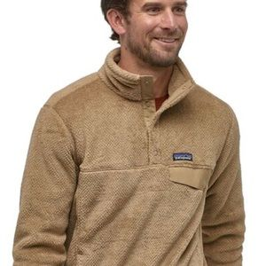 Patagonia M's Re-Tool Snap-T Pullover